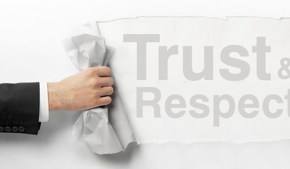 Trust and Respect in branding