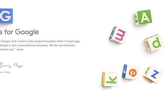 Google Is Rebranding